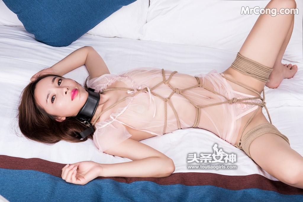 Image TouTiao-2017-08-03-Ai-Xiao-Qing-MrCong.com-017 in post TouTiao 2017-08-03: Người mẫu Ai Xiao Qing (艾小青) (25 ảnh)