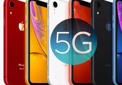 Apple incursionará en la 5 generación para el año 2020-TuParadaDigita