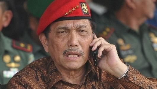 PA 212 Gelar Aksi, Luhut Binsar: Sebaiknya Nurut Saja Sama Pak Prabowo