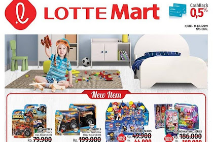 Promo Katalog LOTTEMART 7 Juni - 14 Juli 2019