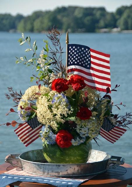 Article 11 Veteran's Day Flowers