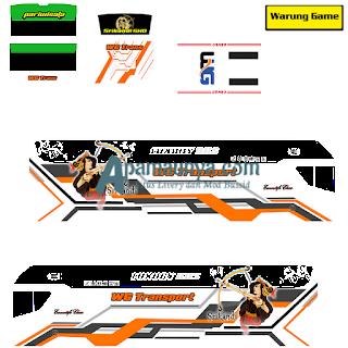 Download Livery Bus Srikandi