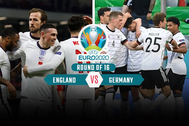 England vs Germany live Euro 2020: TV channel, how to watch online, Team news, odds, time