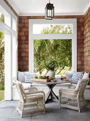 Patio Setting Ideas For More Convenience