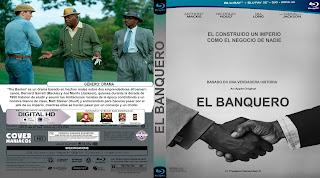 CARATULA EL BANQUERO-THE BANKER 2019[COVER BLU-RAY]