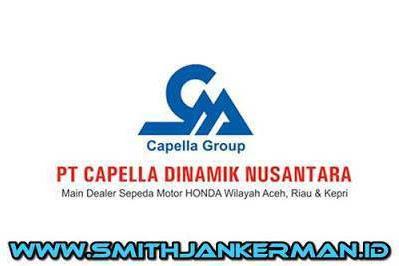 Lowongan PT. Capella Dinamik Nusantara Pekanbaru Maret 2018