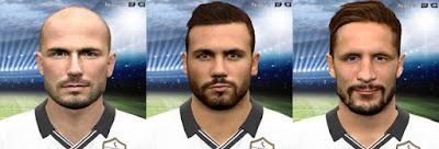 PES 2016 FC Ascoli Mini Facepack by Futsur