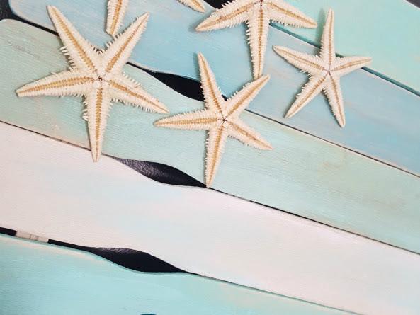 Paint Stick Beach-Style Flag...