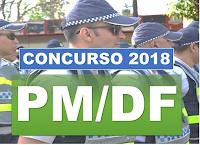 Resultado final Prova Objetiva + Redação no concurso para praças da PMDF