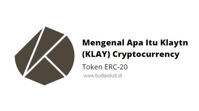 Gambar Logo Klaytn (KLAY) Cryptocurrency