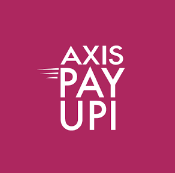 Axis Pay UPI app - Get Rs.50 Cashback on Transaction of 100 or More