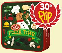 Pizza tima jeu spécial 30ème édition du FLIP en présentation au 8uit Montpellier