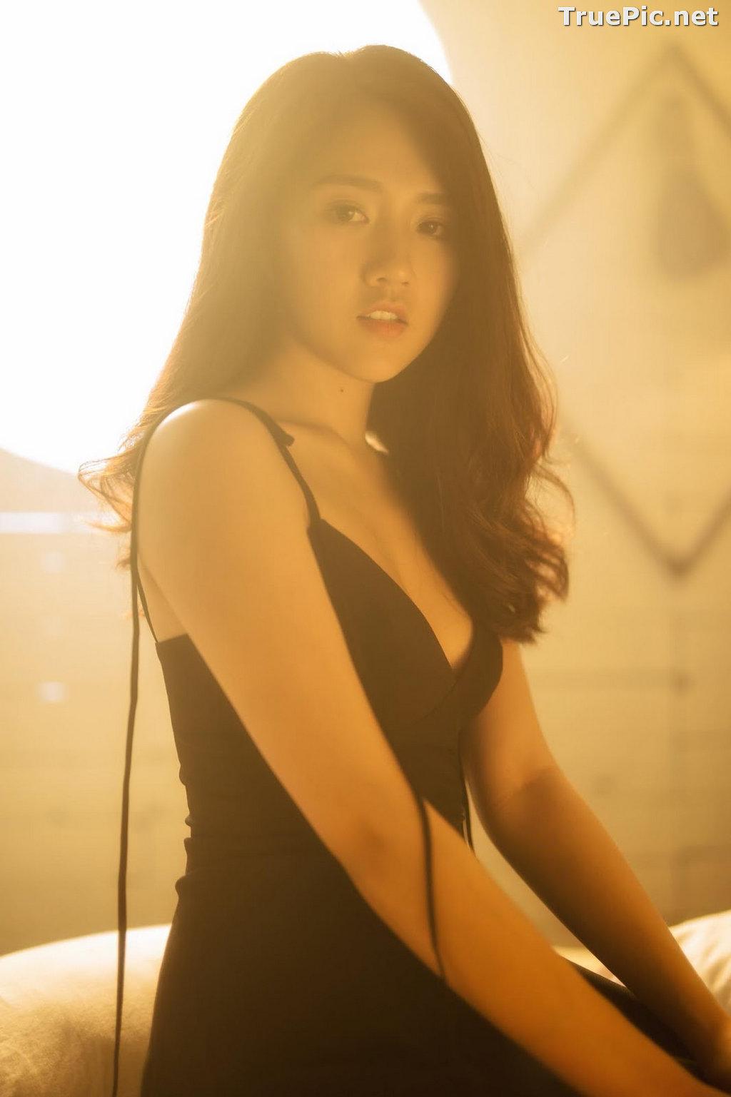 Image Vietnamese Hot Girl - Nguyen Hoang Kieu Trinh - My Black Angel - TruePic.net - Picture-39