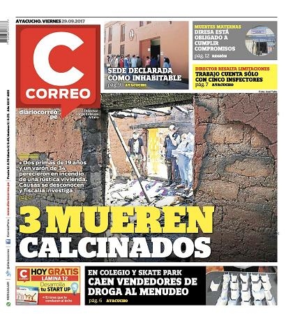 www.correo.ayacucho.biz