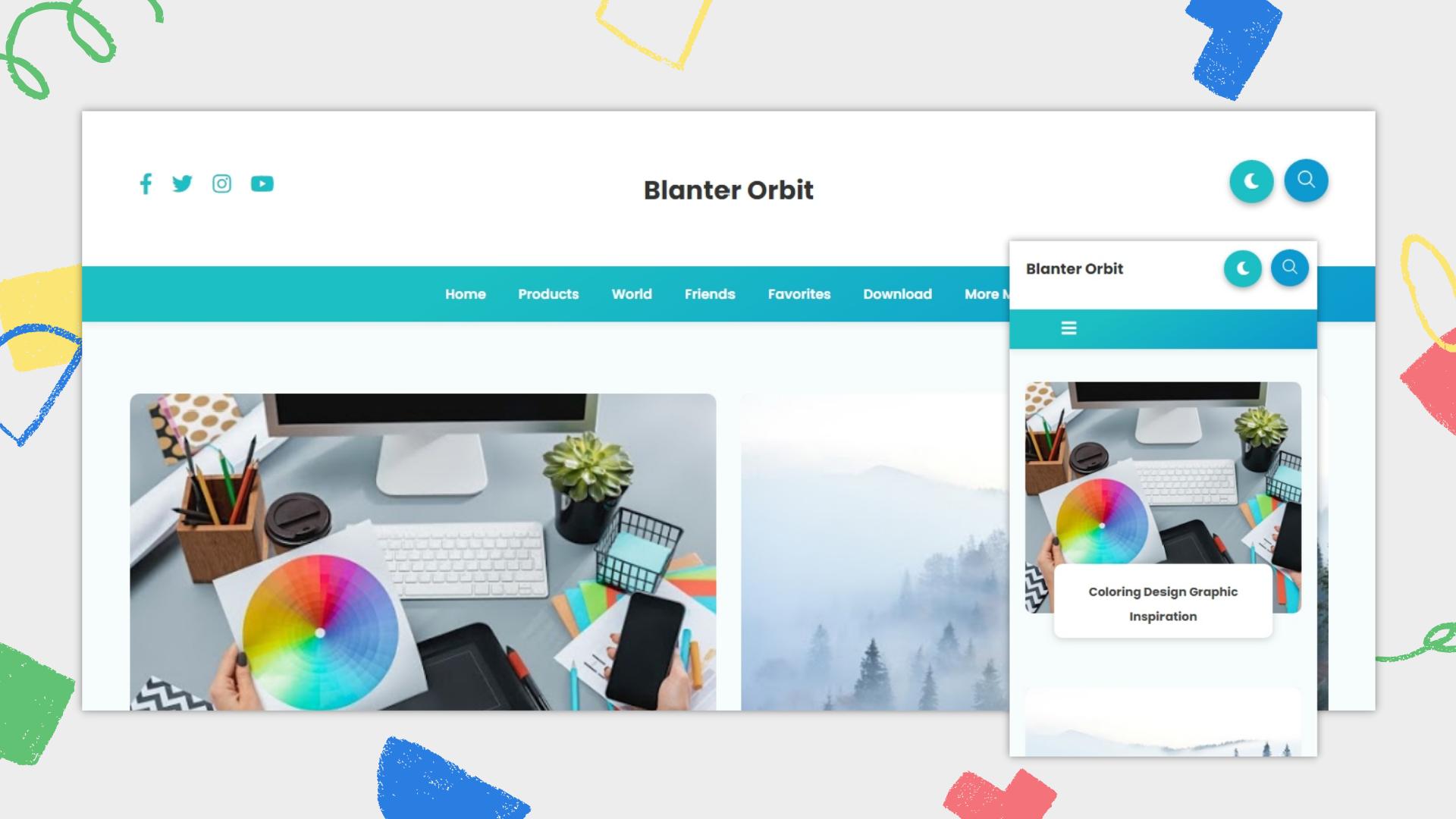 blanter-orbit-personal-responsive-blogger-template
