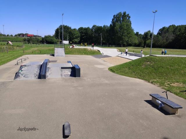 Skatepark Migennes