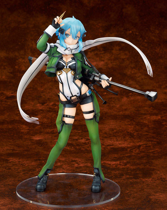 Sinon 1/7 de Sword Art Online The Movie: Ordinal Scale, Alter.