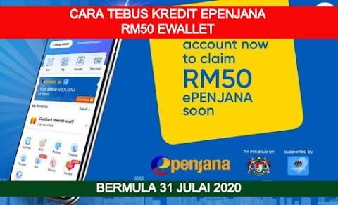 Cara Untuk Tebus Kredit E-PENJANA RM50 Ke Dalam E-WALLET Boost Aps Anda. Jom Lihat?