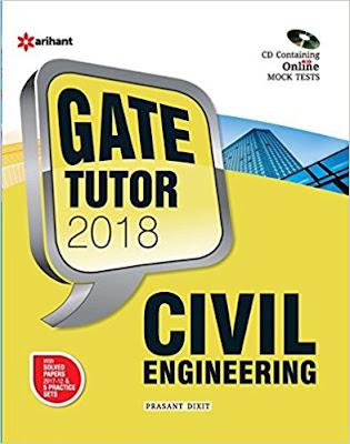 Download Free Arihant Gate Tutor 2019 Civil Engineering Book PDF