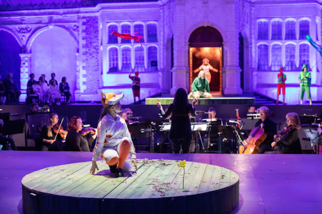 Janacek: The Cunning Little Vixen - Opera Holland Park, 2021 (Photo Ali Wright)