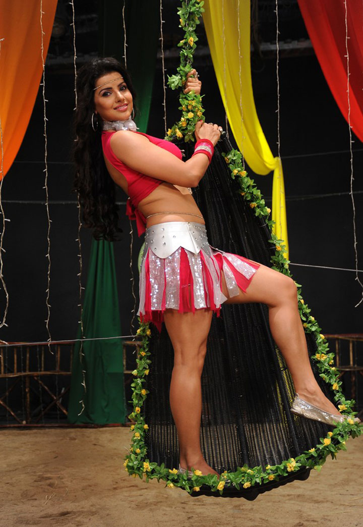 Madhu Sharma Hot Item Song Photo Stills Kodipunju  MASALA