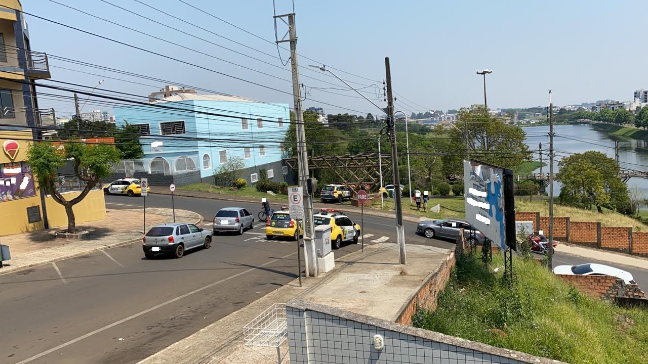Homem é preso pela PM após roubar celular em Guarapuava