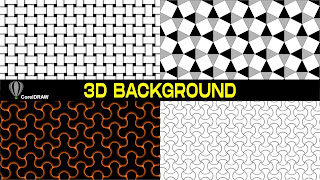 3D Background Design
