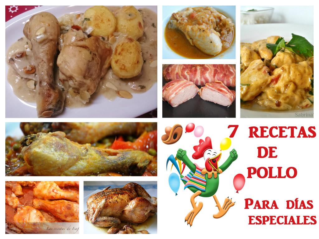 Huele Bien 7 Recetas De Pollo Para Días Fiestas