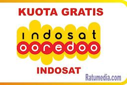 Kuota Internet Gratis Indosat Terbaru 2019