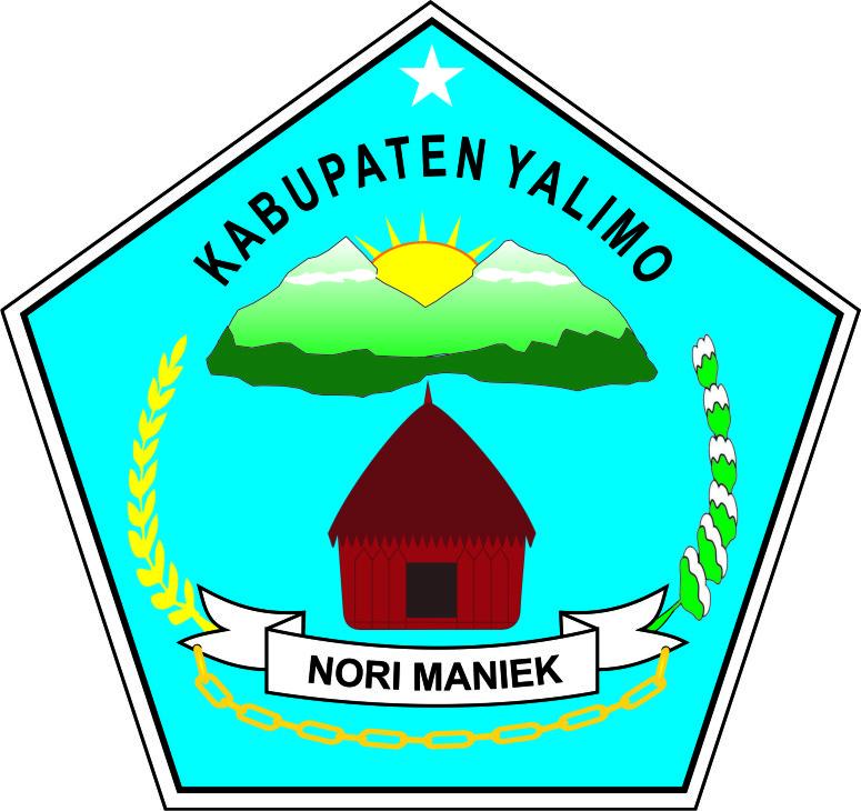 Blog Generation Yalimo Logo Pemerintah Daerah Kabupaten Yalimo