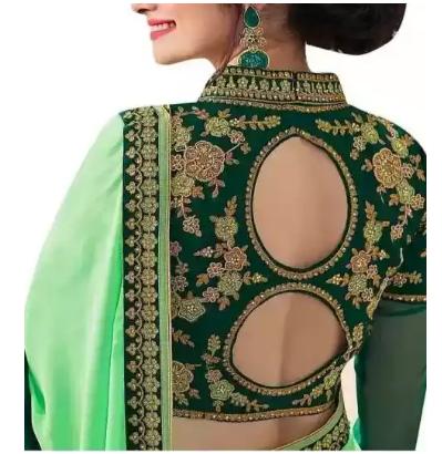 Presenting, women's favorite backless neck designs