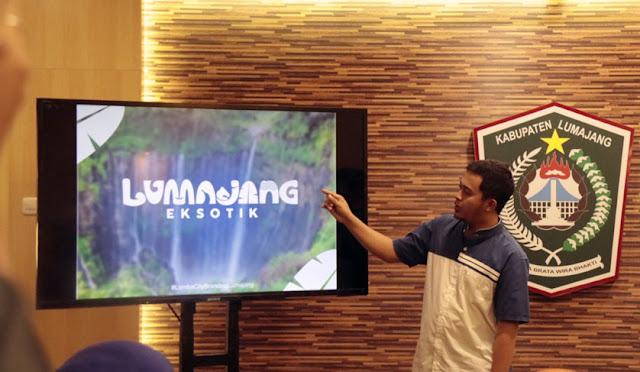 Pemenang sayembara logo City Branding Lumajang