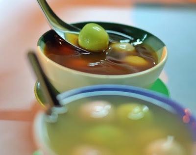 Kuliner Malam Bandung Ronde Alkateri Nikmat Banget