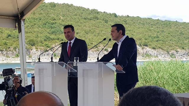 Καλαφάτης: Ακόμα και δικαιώματα στην ελληνική ΑΟΖ προβλέπει για τα Σκόπια η Συμφωνία των Πρεσπών