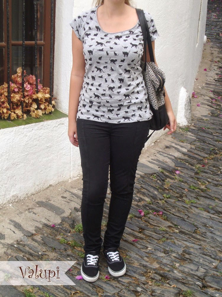 Valupi - Handmade with love  Outfit low cost - Lost in Cadaqués 2c11f308084