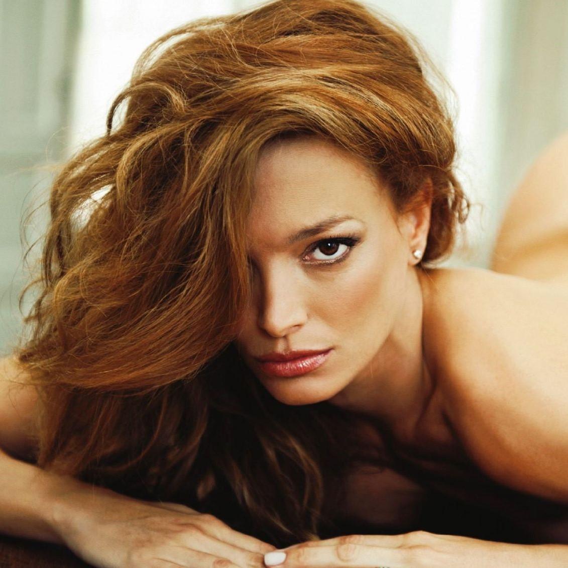 Claudia nackt Albertario Naked Claudia