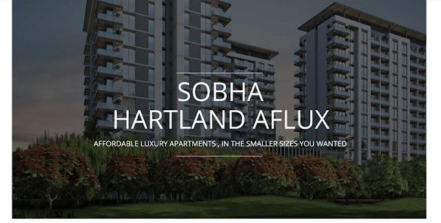 Sobha Hartland Aflux