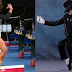 Talented Gymnast Makes An Excellent Score For Her Awesome Michael Jackson Floor Routine