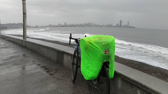 дождь в Аджарии