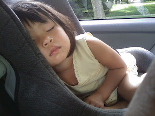 Image: Child Sleeping in Car Seat, by Rhonda Jenkins on Pixabay