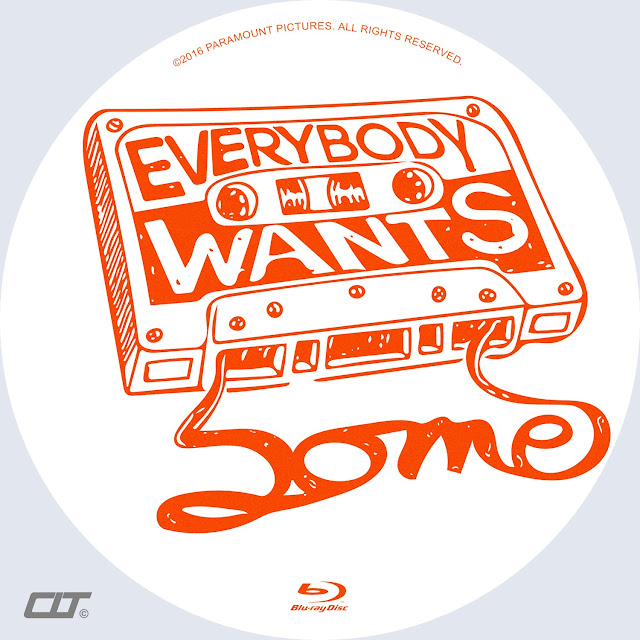 Everybody Wants Some Bluray Label