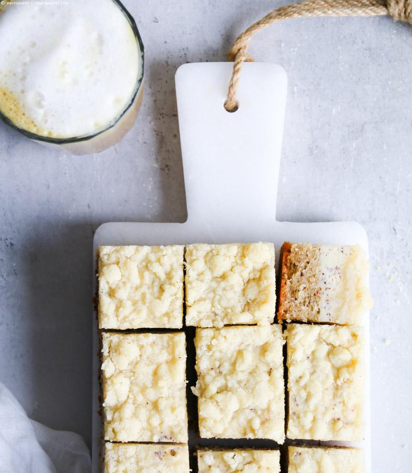 Nuss-Mohn-Quark-Kuchen