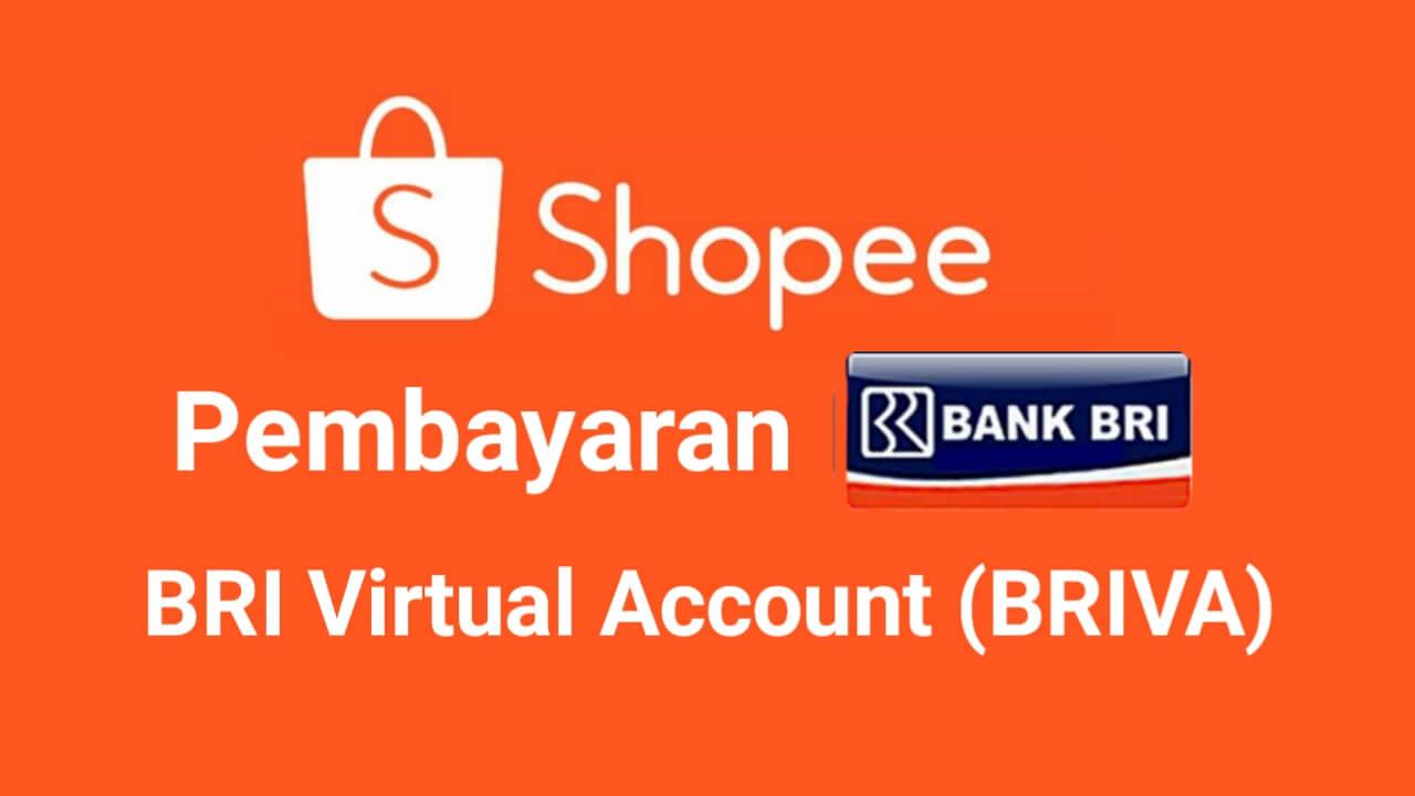 Belanja di Shopee Bayarnya di ATM BRI