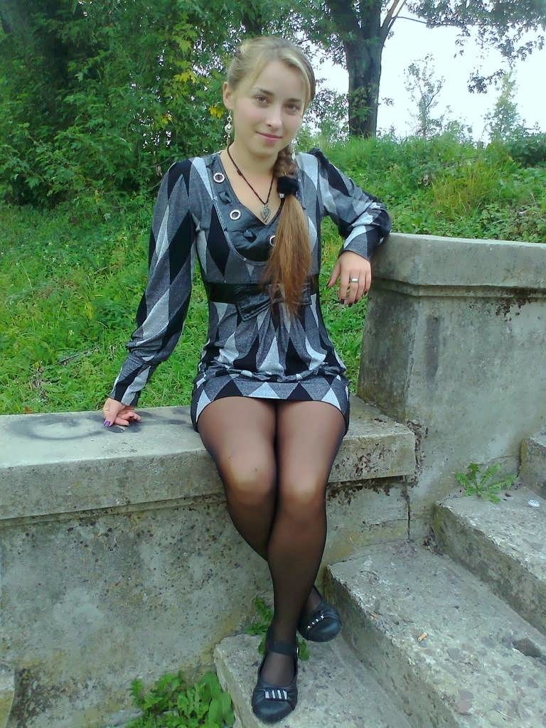 Girls in pantyhose and skirt free pics work myxpass