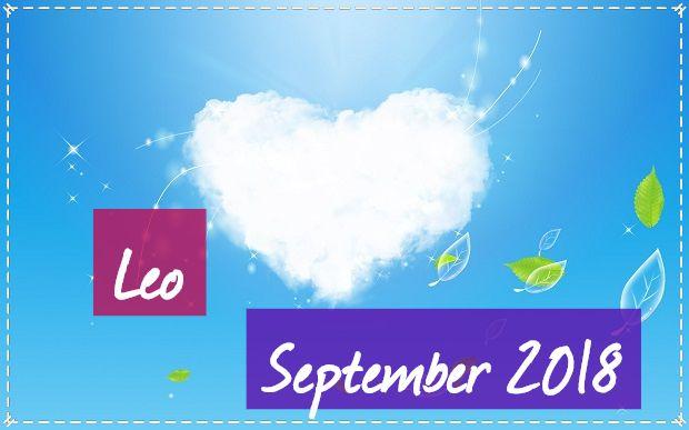 Leo in September 2018