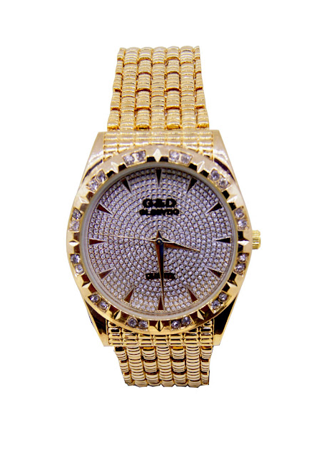 Jalon 18k Gold Watch