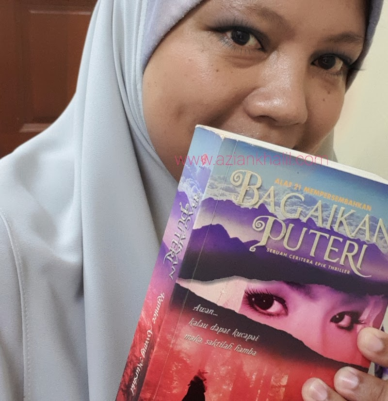 MY Review :Novel Bagaikan Puteri