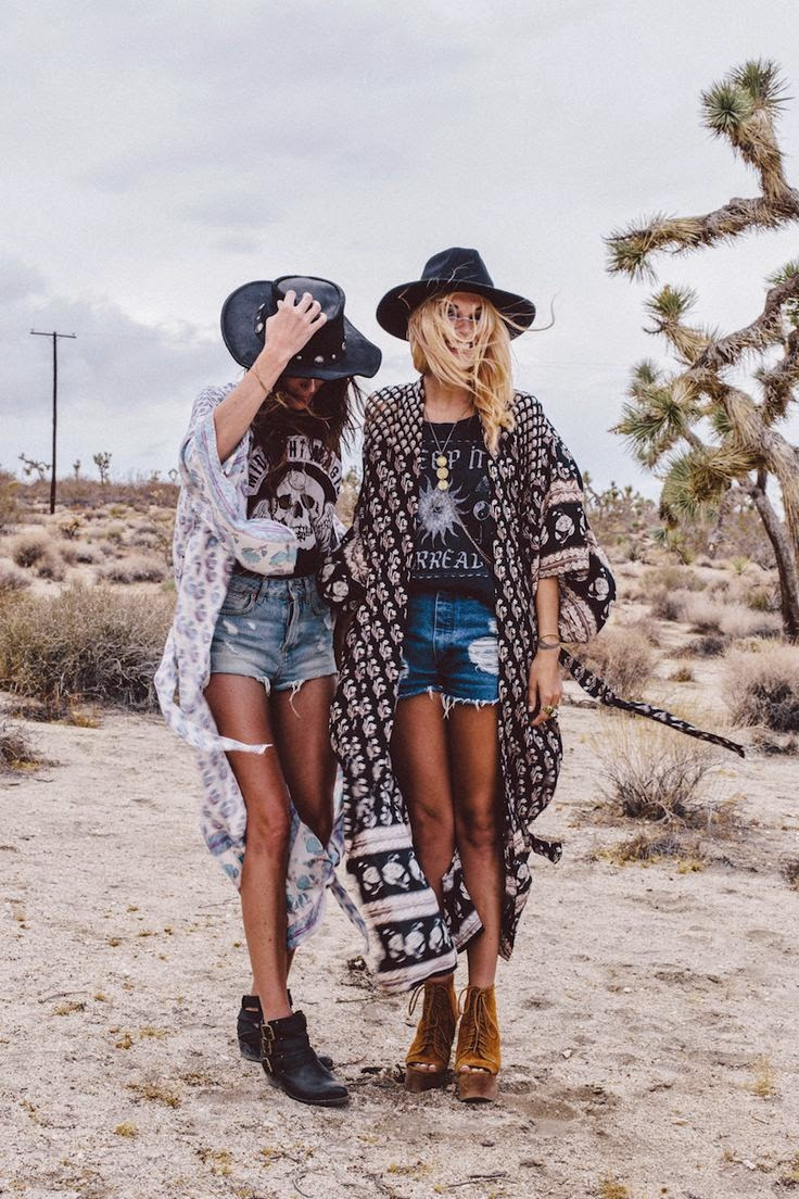 Eniwhere Fashion - Coachella Style