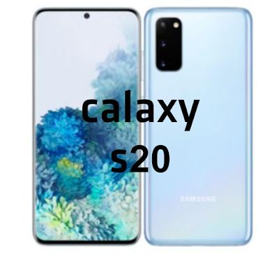 Samsung calaxy s20
