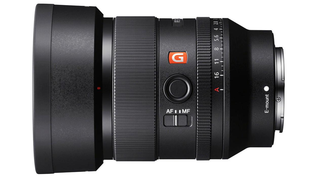 Объектив Sony FE 35mm f/1.4 GM